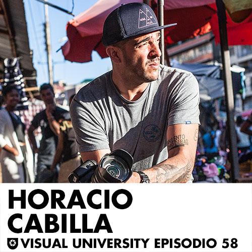 Portada episodio con Horacio Cabilla
