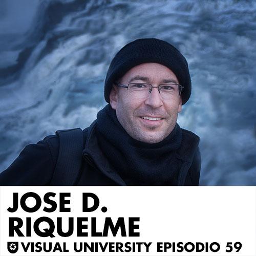 Carátula del episodio con Jose D. Riquelme