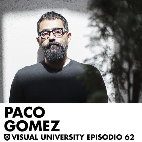 Carátula del episodio con Paco Gómez