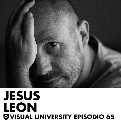 Carátula del episodio con Jesús León