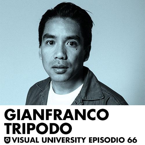Portada del episodio 66 con Gianfranco Tripodo
