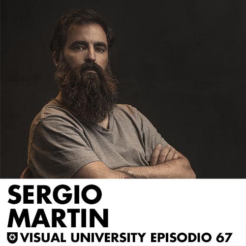 Carátula del episodio con Sergio Martín