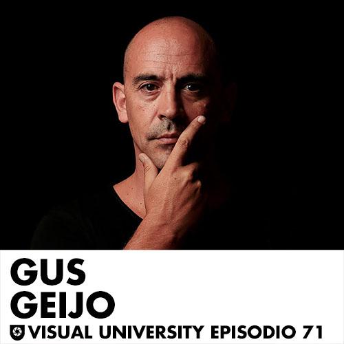 Carátula del episodio con Gus Geijo