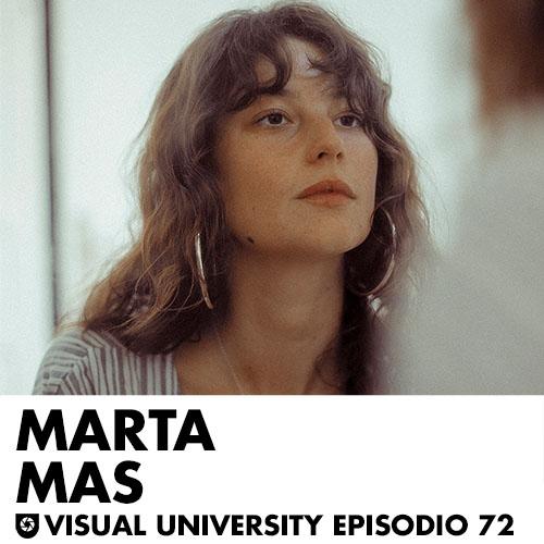 Carátula del episodio con la entrevista de Marta Mas