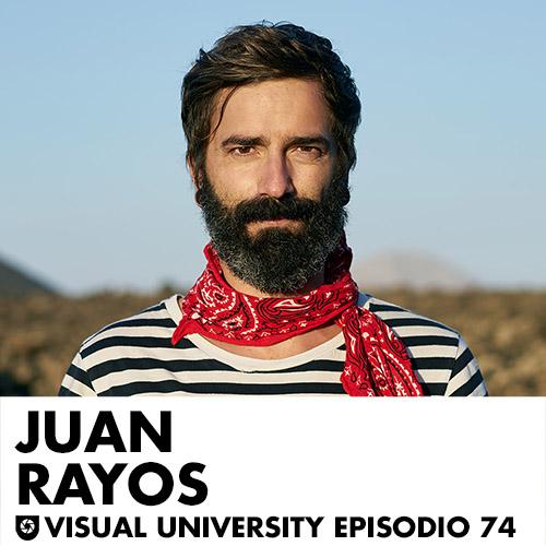Portada del episodio con Juan Rayos