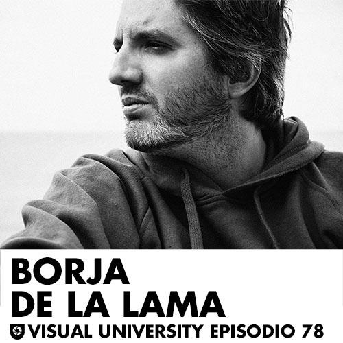 Carátula del episodio con Borja de la Lama