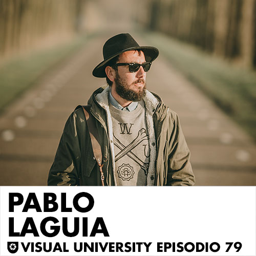 Carátula del episodio con Pablo Laguia