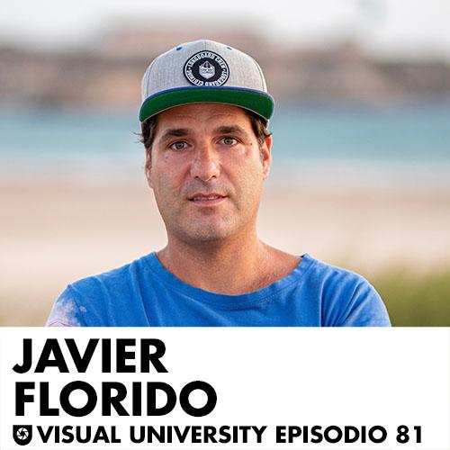 Carátula del episodio con Javier Florido