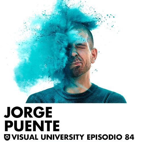 Carátula del episodio con Jorge Puente