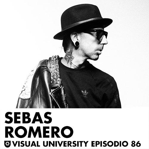Carátula del episodio con Sebas Romero
