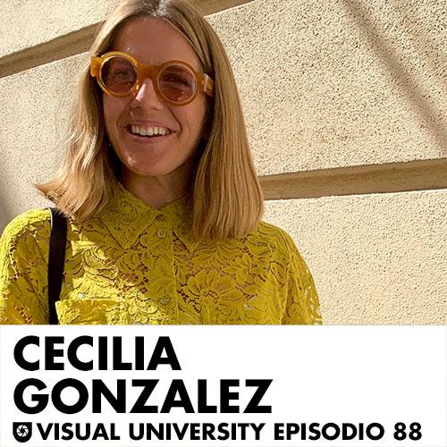 Carátula del episodio con Cecilia González