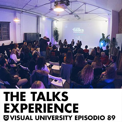 Carátula del episodio en The Talks Experience en Femenino