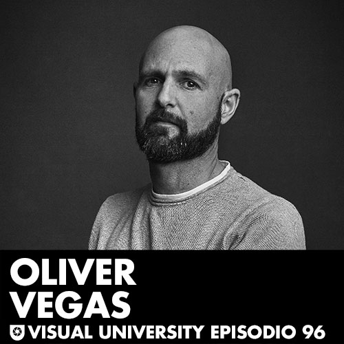 Carátula del episodio especial en directo con Oliver Vegas.