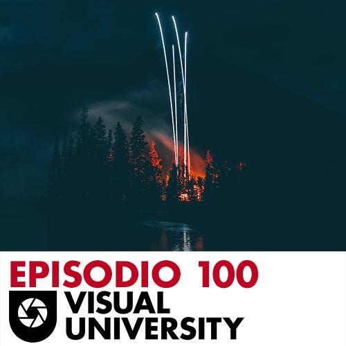 Carátula del episodio especial por ser el número 100