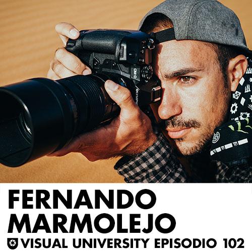 Carátula del episodio con Fernando Marmolejo