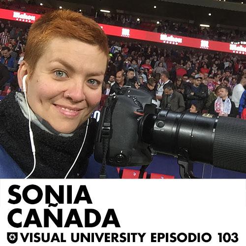 Carátula del episodio con Sonia Cañada