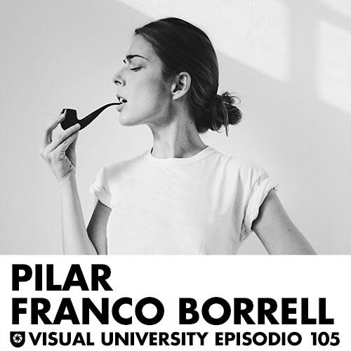 Carátula del episodio con Pilar Franco Borrell