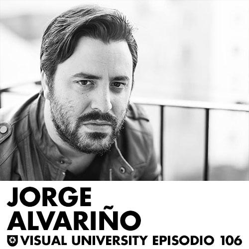 Carátula del episodio con Jorge Alvariño