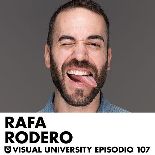 Carátula del episodio con Rafa Rodero