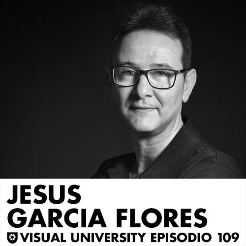 Carátula del episodio con Jesús García Flores