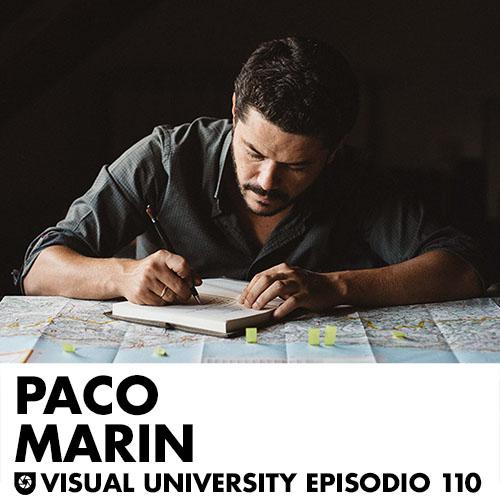 Carátula del episodio con Paco Marín