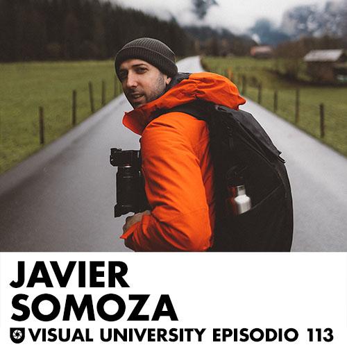 Carátula del episodio con Javier Somoza