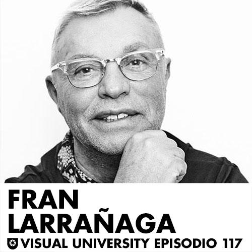 Carátula del episodio con Fran Larrañaga
