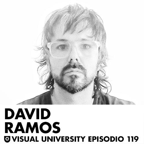 Carátula del episodio con David Ramos