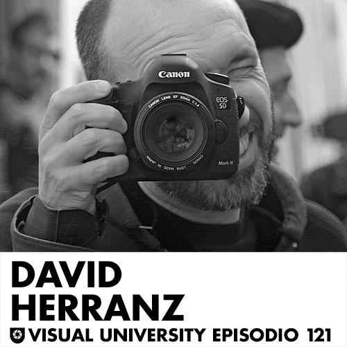 Carátula del episodio con David Herranz