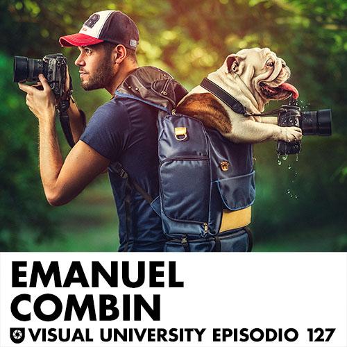 Carátula del episodio con Emanuel Combin