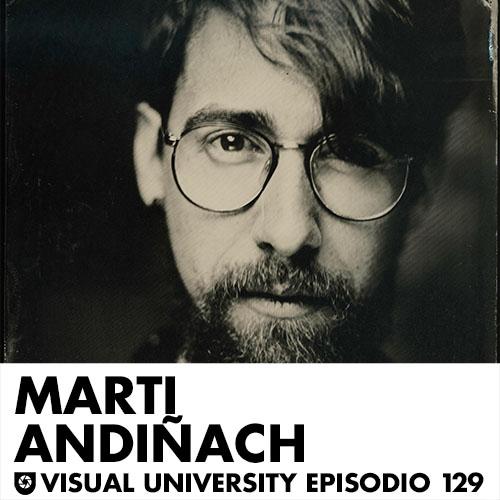 Carátula del episodio con Martí Andiñach