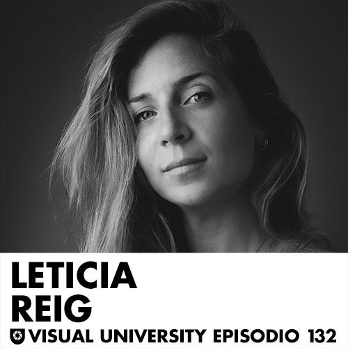 Carátula del episodio con Leticia Reig