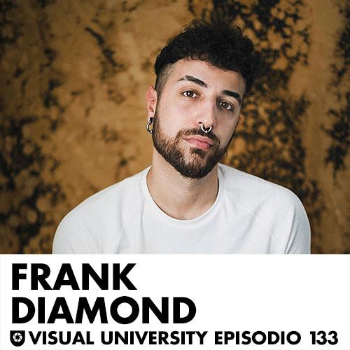 Carátula del episodio con Frank Diamond