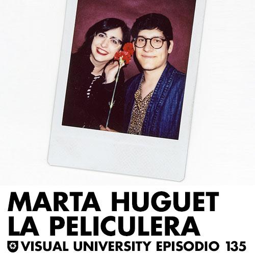 Carátula del episodio con marta Huguet