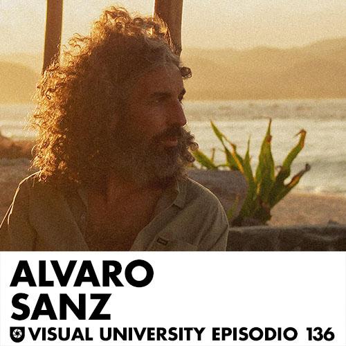 Carátula del episodio con Álvaro Sanz