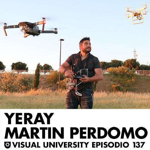 Carátula del episodio con Yeray Martín Perdomo