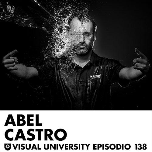 Carátula del episodio con Abel Castro