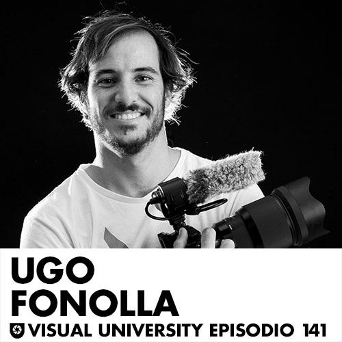 Carátula del episodio con Ugo Fonollá