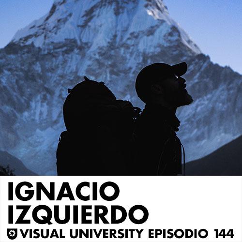 Carátula del episodio con Ignacio Izquierdo