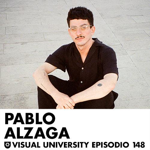 Carátula del episodio con Pablo Alzaga