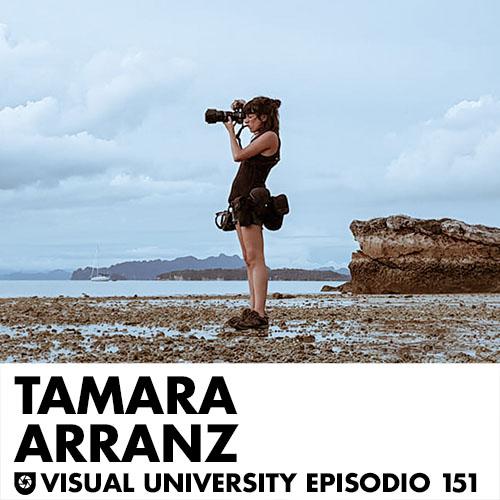 Carátula del episodio con Tamara Arranz